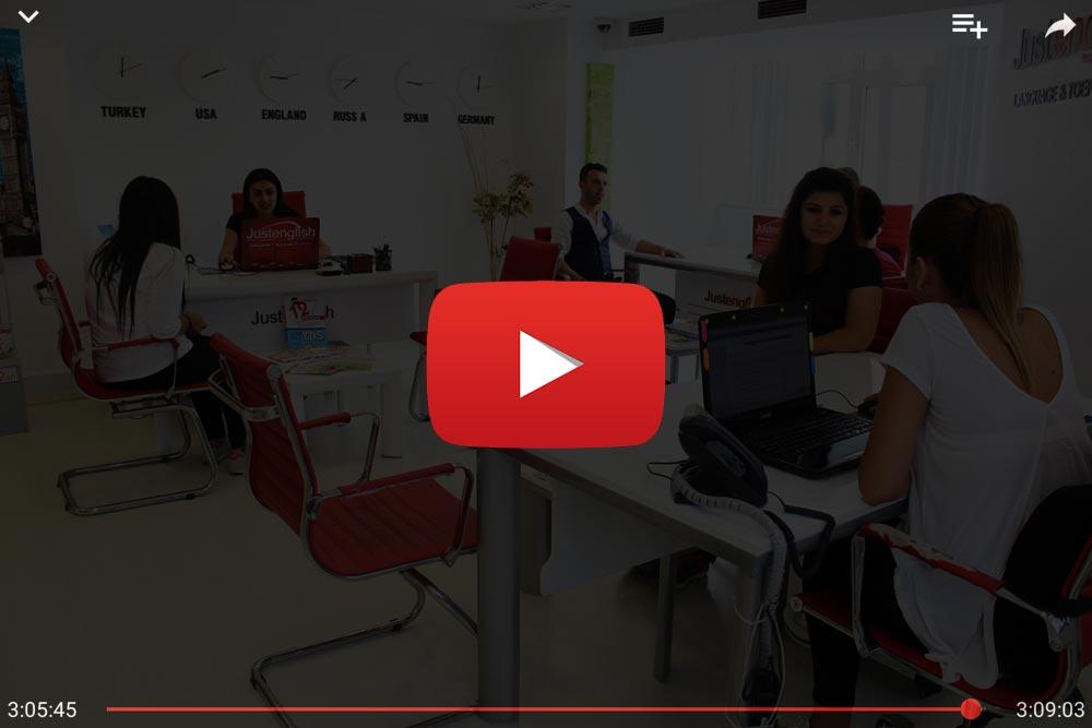 Just English Dil Okulları Bakırköy Şubesi