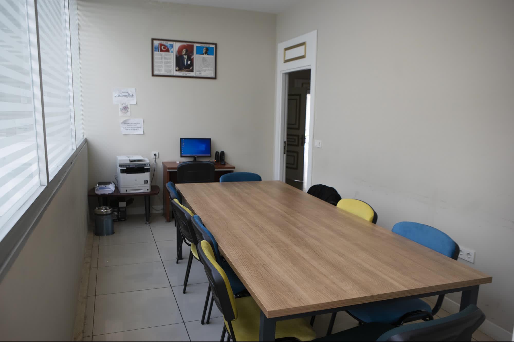 Just English Dil Okulları  İstanbul/Başakşehir Şubesi