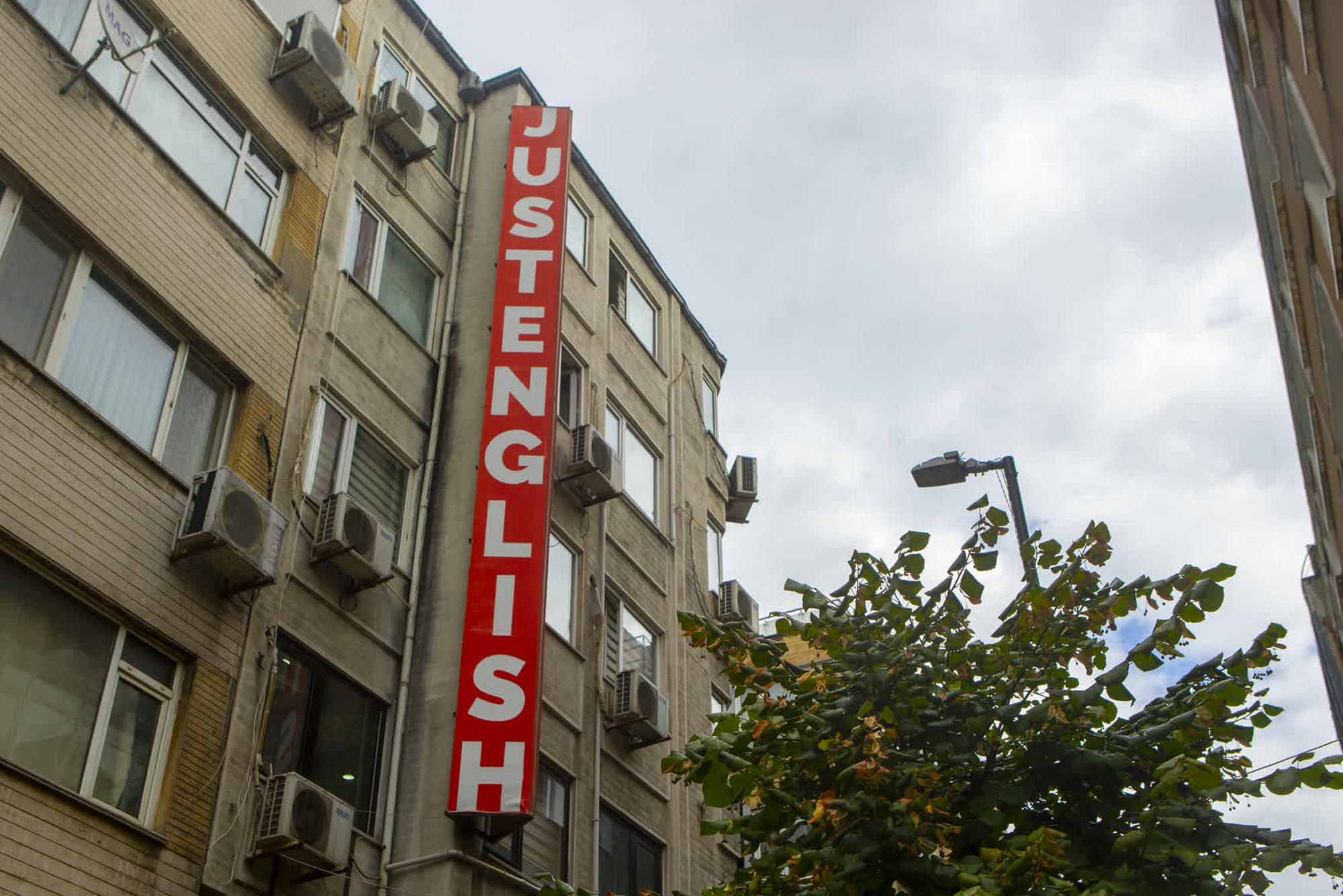 Just English Dil Okulları  İstanbul/Beşiktaş Şubesi