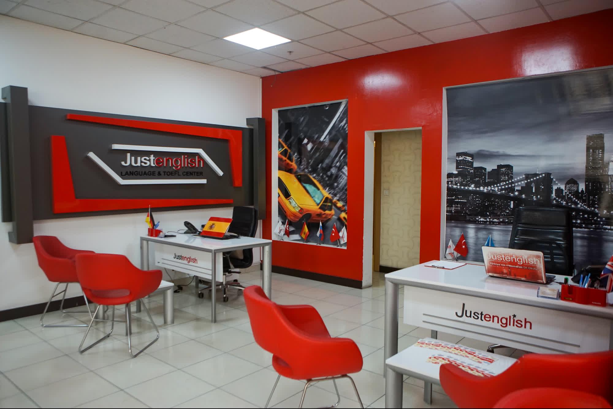 Just English Dil Okulları İstanbul/Beylikdüzü Şubesi