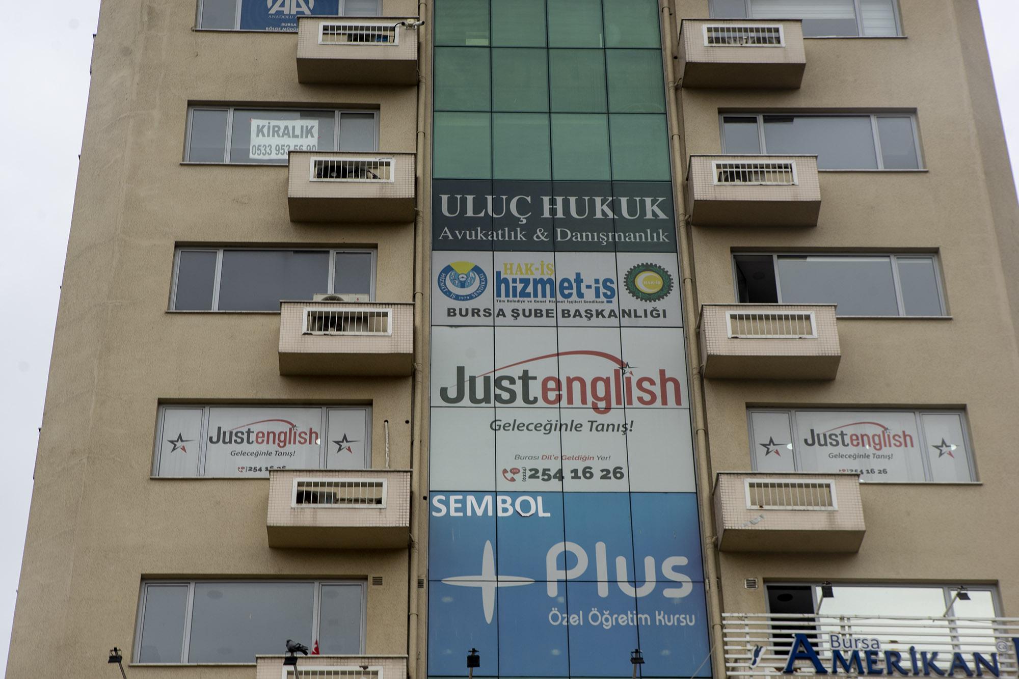 Just English Dil Okulları  Bursa/Fomara Şubesi