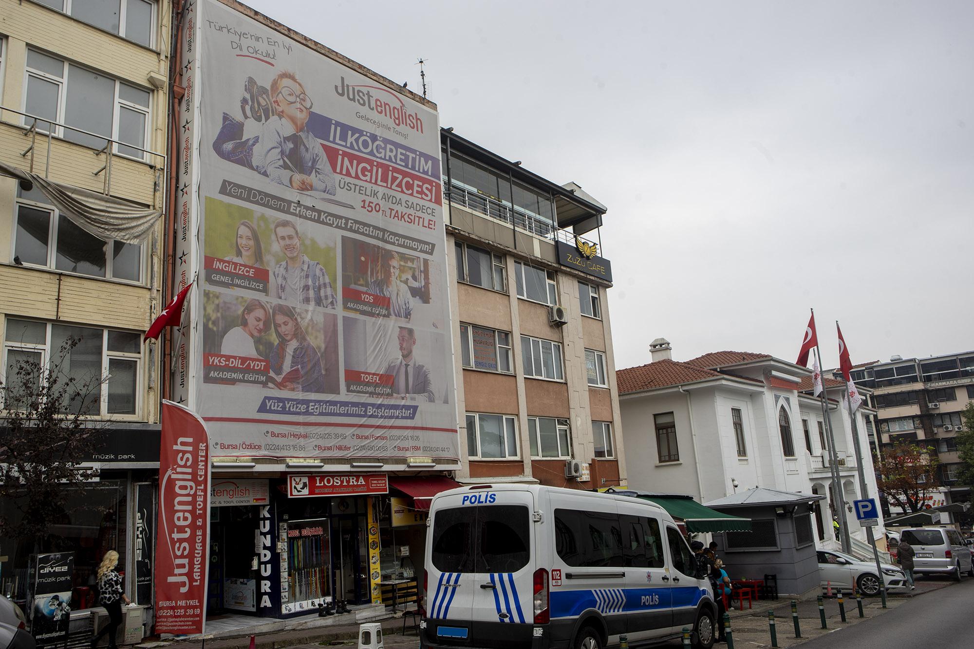 Bursa/Heykel Şubesi