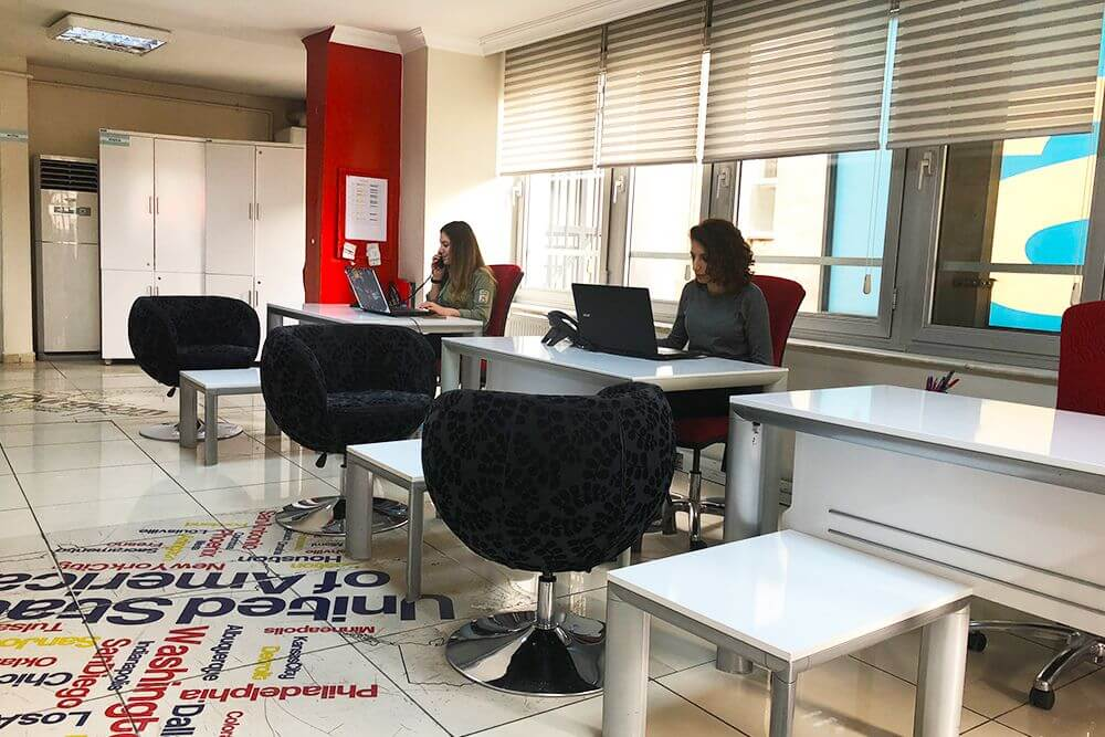 Just English Dil Okulları Ankara/Kızılay Şubesi