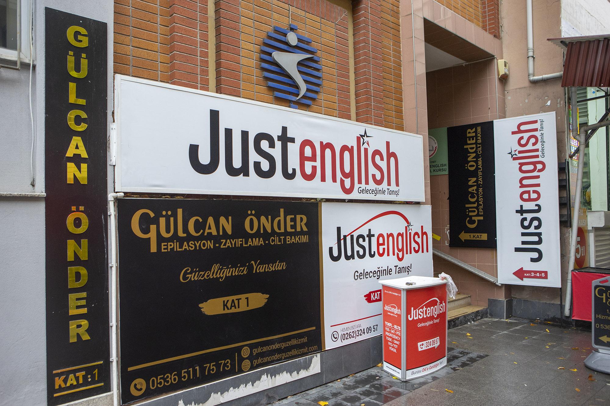 Kocaeli İngilizce Kursu