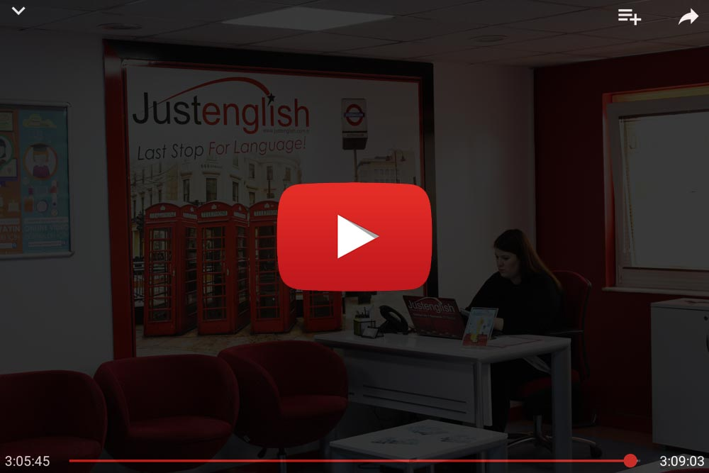 Just English Dil Okulları İzmit/Kocaeli Şubesi