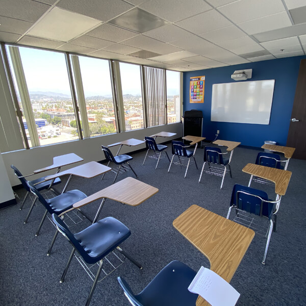 Just English Dil Okulları  ABD/Los Angeles Şubesi