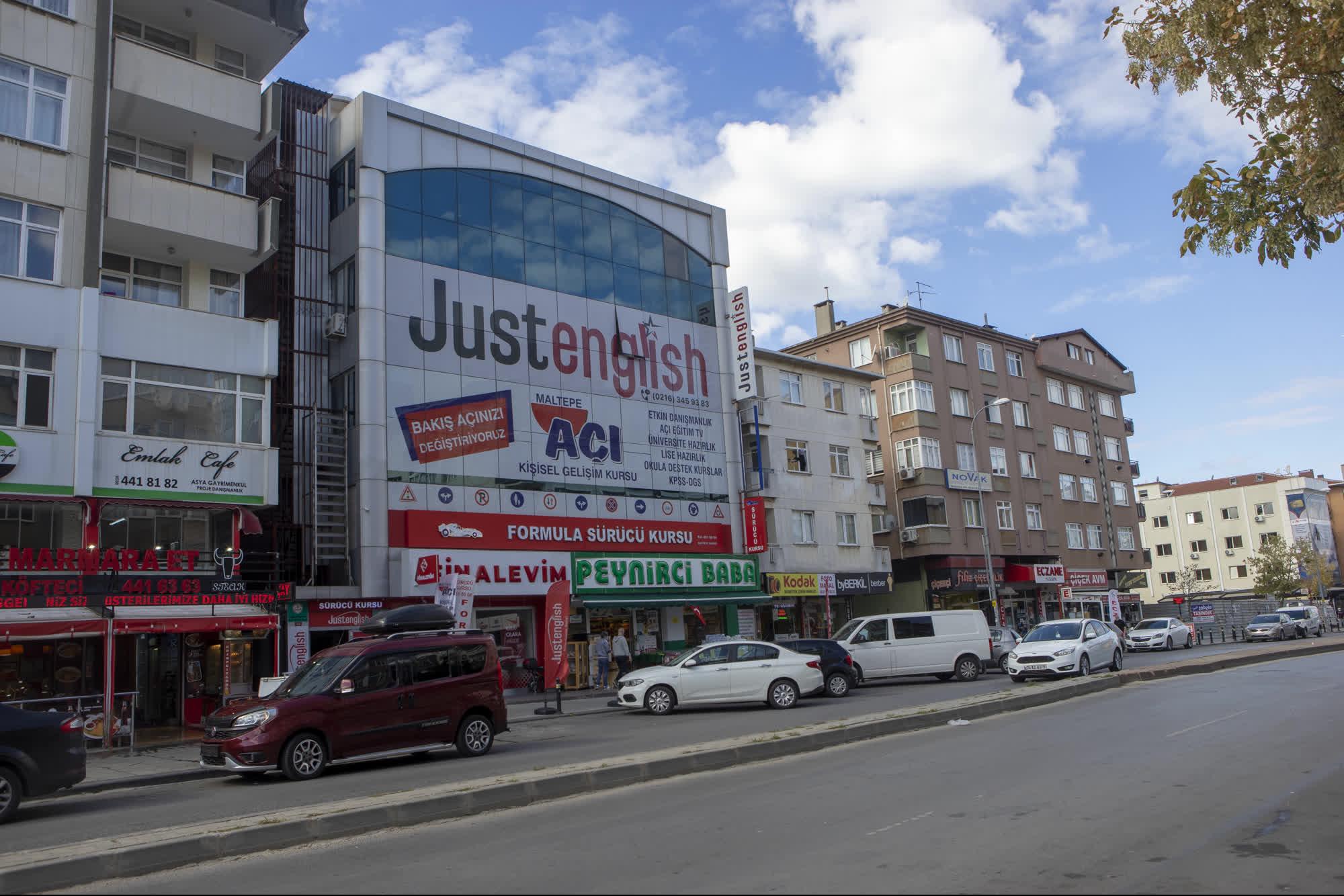Just English Dil Okulları İstanbul/Maltepe Şubesi