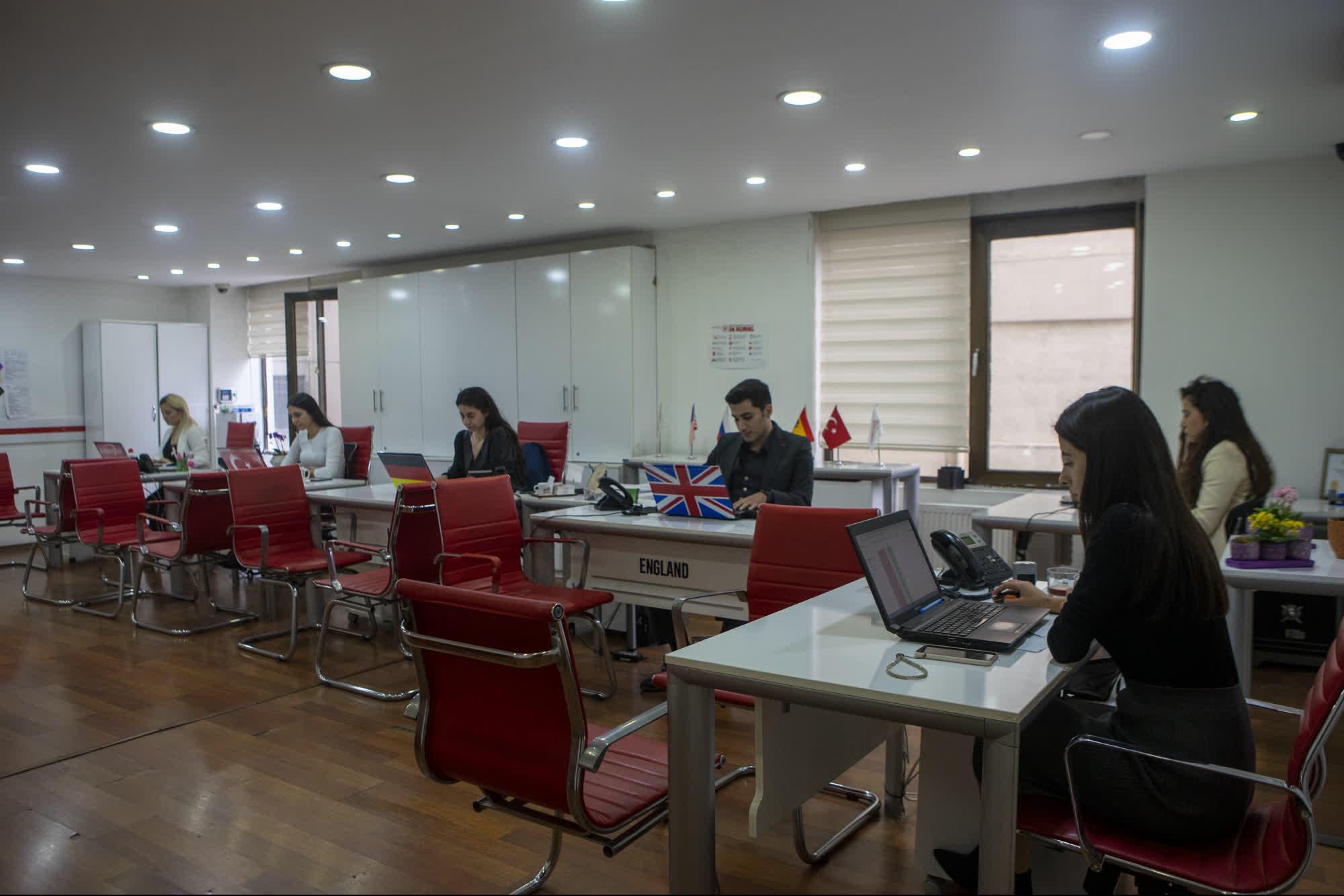 Just English Dil Okulları İstanbul/Mecidiyeköy Şubesi