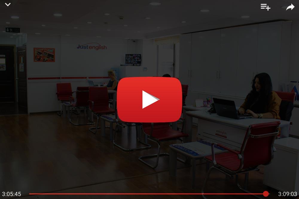 Just English Dil Okulları Mecidiyeköy Şubesi