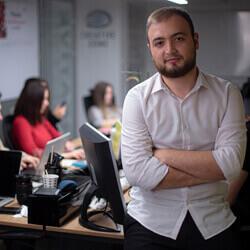 E-Ticaret Sorumlusu Eray ÖZDEMİR