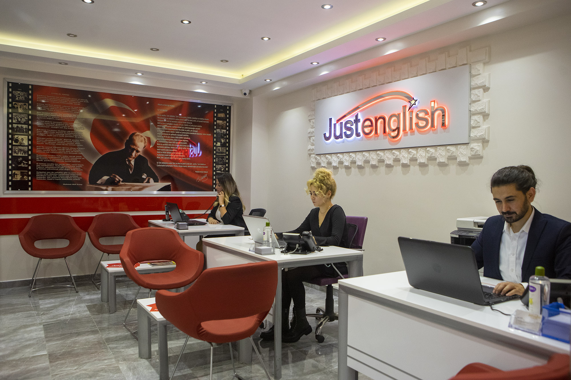 Just English Dil Okulları Bursa/Nilüfer Şubesi