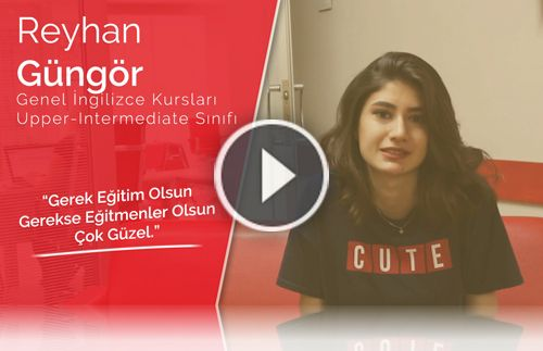 Öğrenci Memnuniyet Videoları