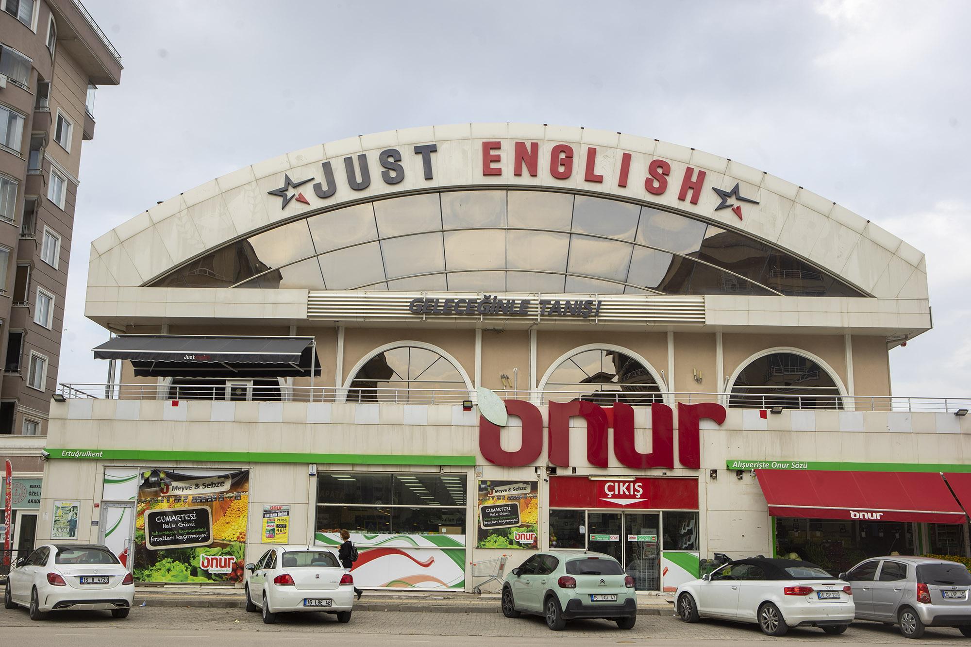 Just English Dil Okulları  Bursa/Özlüce Şubesi