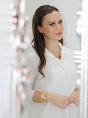 Pervin ARSLAN - Reklam ve Dijital Pazarlama Departmanı Müdür Yardımcısı