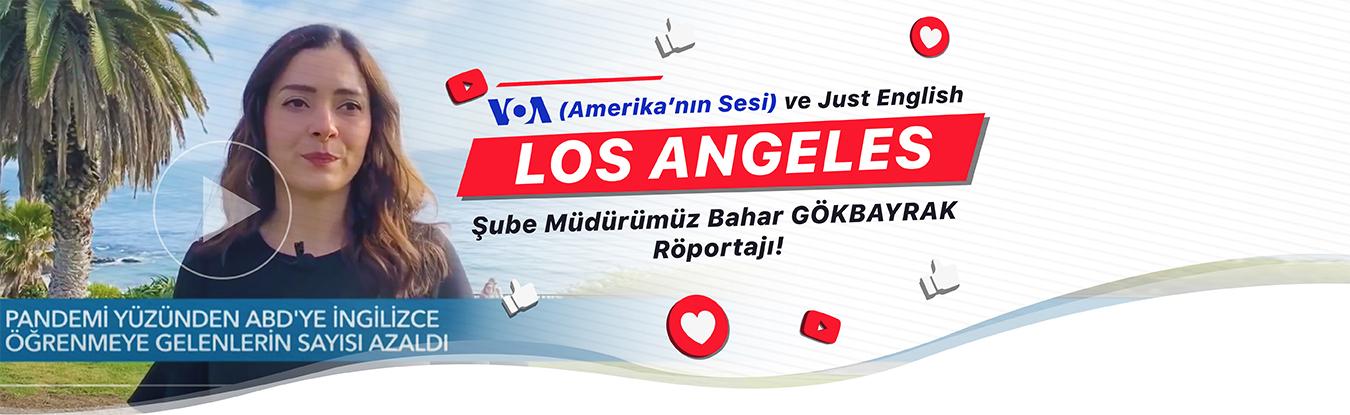 Amerika'nın Sesi & Just English!
